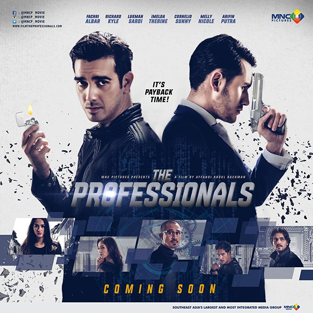 The Professionals (2016)
