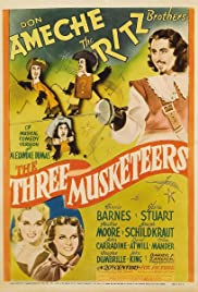 The Three Musketeers (1939) Poster - Movie Forum, Cast, Reviews