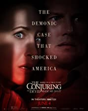 The Conjuring: The Devil Made Me Do It poster