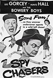 Spy Chasers Poster