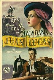 Aventuras de Juan Lucas Poster