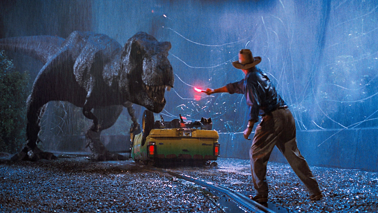 Image result for sam neill jurassic park flare