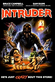 Intruder (1989) Poster - Movie Forum, Cast, Reviews