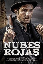 Nubes Rojas Poster