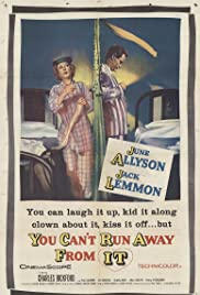 You Can't Run Away from It(1956) Poster - Movie Forum, Cast, Reviews