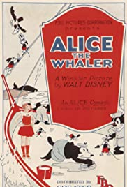 Alice the Whaler Poster