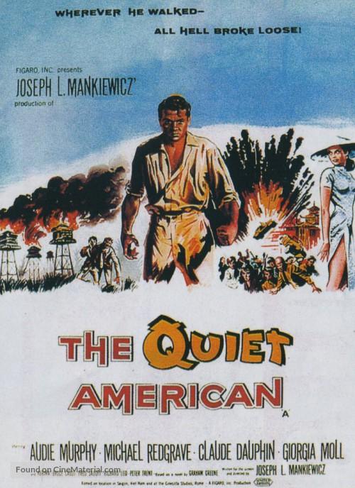 Un américain bien tranquille  1958