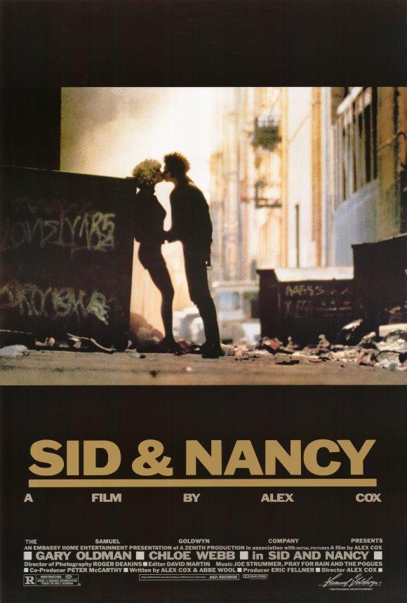 Sid & Nancy Movie wallpaper hd