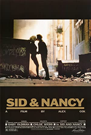 Sid and Nancy Pelicula Poster