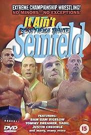 ECW It Ain't Seinfeld 1998 Poster