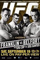 Image of UFC 103: Franklin vs. Belfort