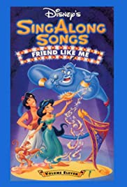 Disney Sing-Along-Songs: Friend Like Me Poster
