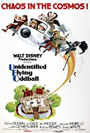 Unidentified Flying Oddball(1979) Poster - Movie Forum, Cast, Reviews