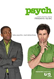 Psych Poster