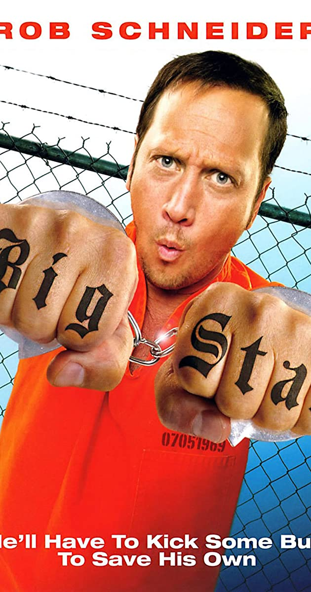 Galingasis Stenas / Big Stan (2007) Online