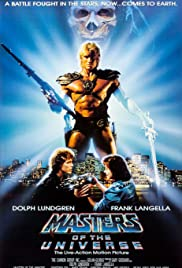 Masters of the Universe (English)