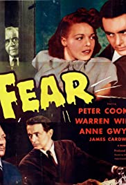 Fear (1946) Poster - Movie Forum, Cast, Reviews