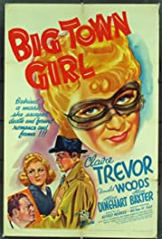 Big Town Girl Poster