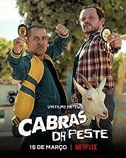 Cabras da Peste (2021) poster