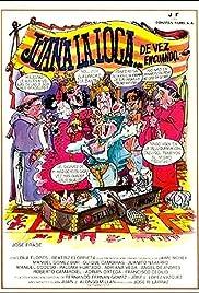Juana la Loca... de vez en cuando Poster