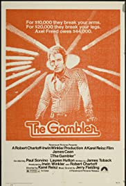 The Gambler (1974) Poster - Movie Forum, Cast, Reviews