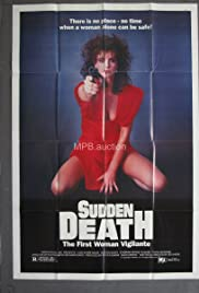 Sudden Death (1985) Poster - Movie Forum, Cast, Reviews