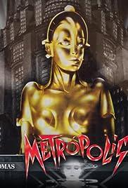 Metrópolis (Montaje de 1984) Poster
