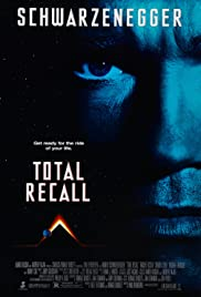 Total Recall (1990) Poster - Movie Forum, Cast, Reviews