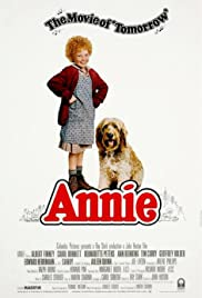 Annie (1982) Poster - Movie Forum, Cast, Reviews