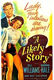 A Likely Story (1947) Poster - Movie Forum, Cast, Reviews