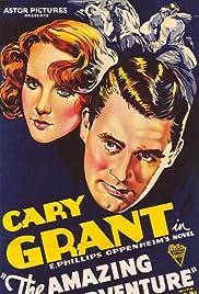 The Amazing Adventure(1936) Poster - Movie Forum, Cast, Reviews