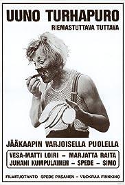 Uuno Turhapuro Poster