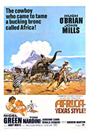 Africa: Texas Style (1967) Poster - Movie Forum, Cast, Reviews