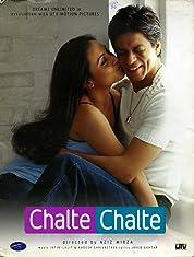 Chalte Chalte poster
