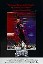 Maximum Overdrive (1986) Poster