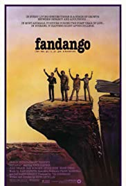 Fandango (1985) Poster - Movie Forum, Cast, Reviews