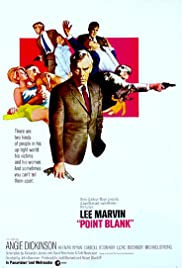Point Blank (1967) Poster - Movie Forum, Cast, Reviews