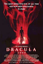 Dracula 2000 (2000) Poster - Movie Forum, Cast, Reviews