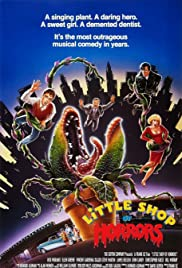 Little Shop of Horrors (1986) Poster - Movie Forum, Cast, Reviews