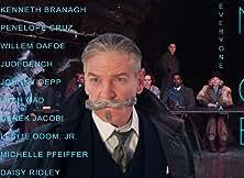 Murder on the Orient Express English Movie 2017