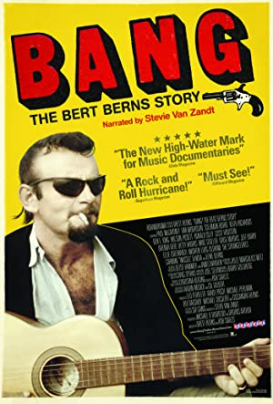 Bang! The Bert Berns Story (2016) poster
