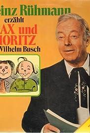 Heinz Rühmann erzählt Max und Moritz von Wilhelm Busch Poster