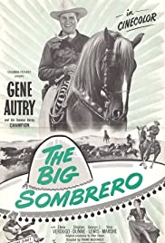 The Big Sombrero Poster