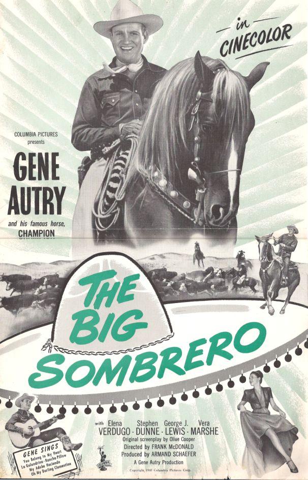 image The Big Sombrero Watch Full Movie Free Online