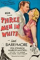 Image of 3 Men in White