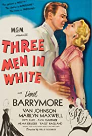 3 Men in White(1944) Poster - Movie Forum, Cast, Reviews