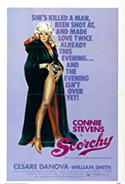 Scorchy (1976) Poster - Movie Forum, Cast, Reviews
