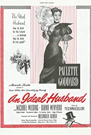 An Ideal Husband(1947) Poster - Movie Forum, Cast, Reviews
