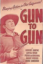 Gun to Gun Poster