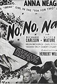 No, No, Nanette (1940) Poster - Movie Forum, Cast, Reviews